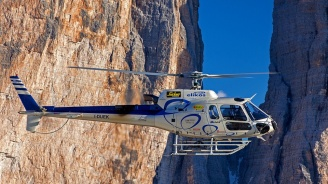 Хеликоптер се разби в Португалия