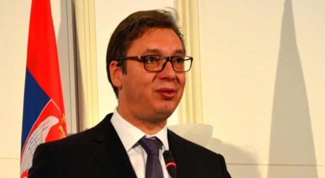 Сърбия може да тръгне към предсрочни парламентарни избори, написа местният