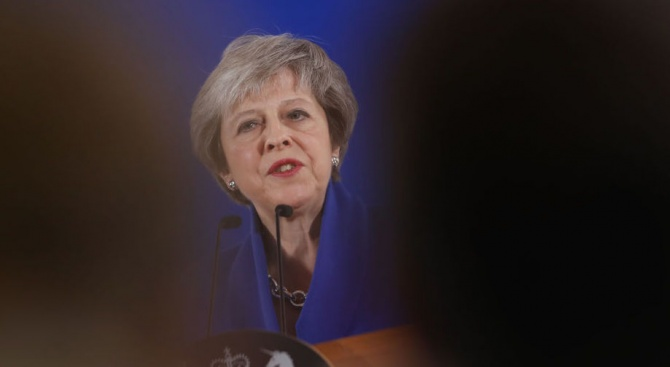 Слушах ви внимателно, каза британският премиер Тереза Мей в парламента