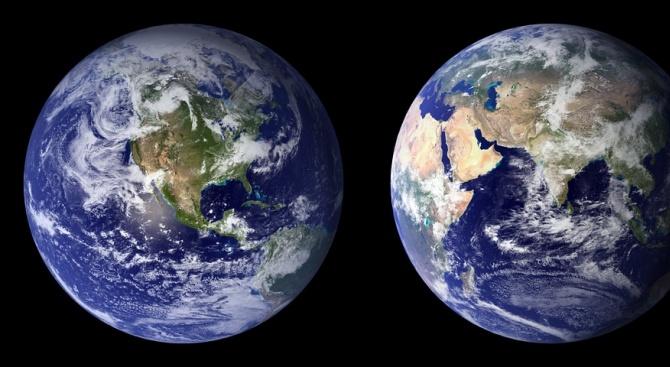 Световноизвестният климатолог проф. Едуар Бар от Франция, който е тясно