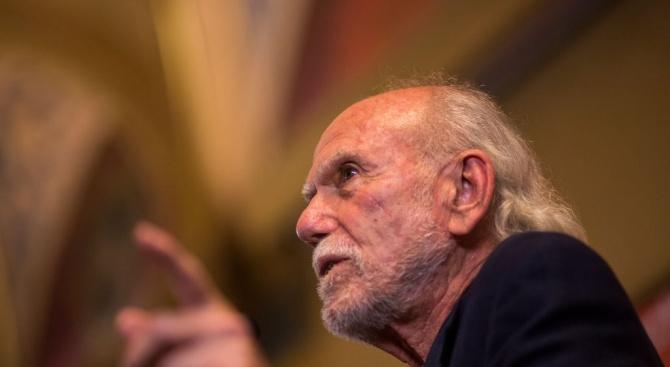 Носителят на Нобеловата награда по физика за 2017 г. проф.