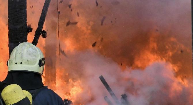 Възрастна жена е загинала при пожар в ловешкото село Александрово,