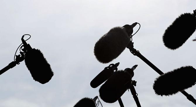 Група журналисти, наречена Стражите, бе обявена за Човек на годината