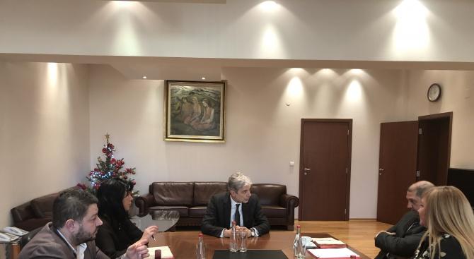 """Нено Димов започна разговори с """"Юлен""""АД за концесията на ски зона Банско"""