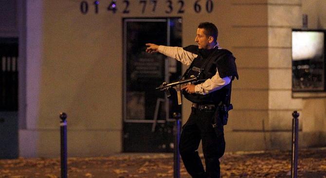 Френската полиция е обкръжила стрелеца, който уби снощи най-малко четирима