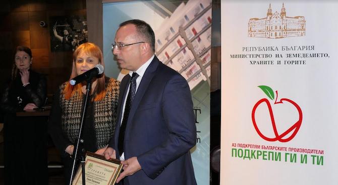 Порожанов: Земеделският сектор го очаква добро бъдеще