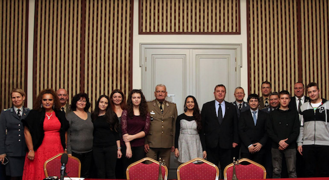 Нашият ангажимент да подпомагаме децата на Българската армия е неотменим.
