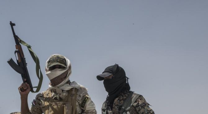 21 членове на Ислямска държава (ИД) избягаха от иракски затвор,