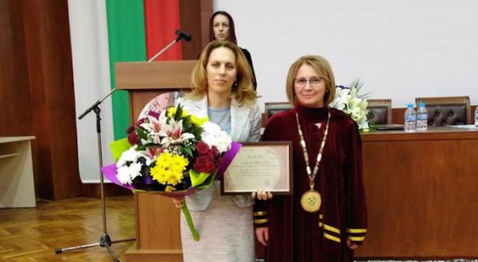 Вицепремиерът Марияна Николова: Земеделският сектор има пряко влияние върху развитието на икономиката