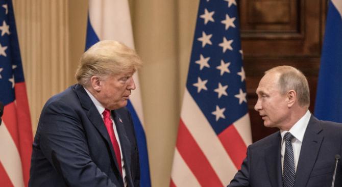 Няма да има среща между Доналд Тръмп и Владимир Путин,