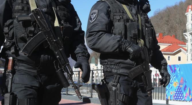 """Руската полиция разби клетка на поддръжници на джихадистката групировка """"Ислямска"""