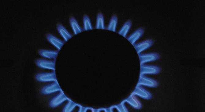 Измества се участък от газопроводното отклонение за Перник