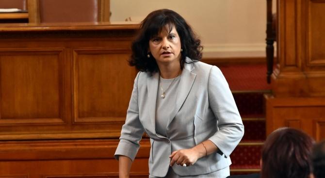 Депутатът от ГЕРБ и председател на здравната комисия в парламента