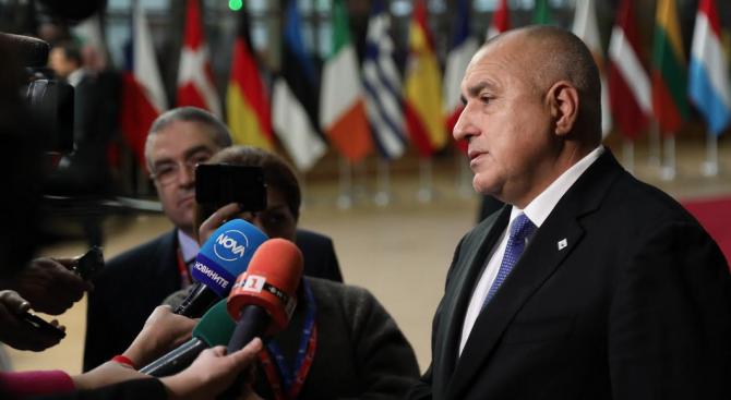 Борисов: МС не може да управлява болница (видео)