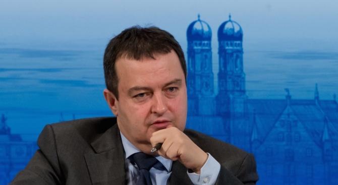 Международното право е мъртво, заяви секретарят на сръбския президент Александър