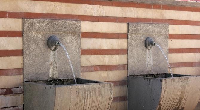 Още през 90-те години е решено Централната минерална баня да