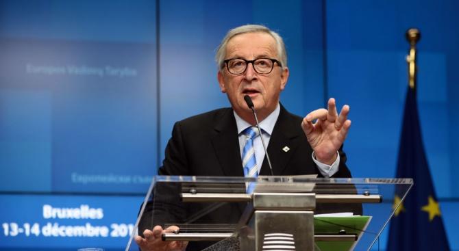 Председателят на Европейската комисия Жан-Клод Юнкер упрекна днес унгарския премиер