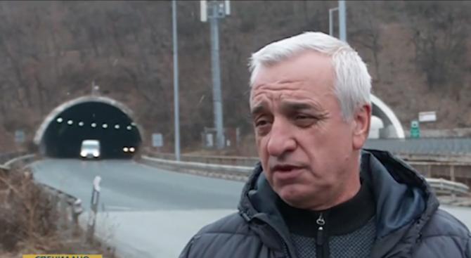 """За първи път след обвиненията за смъртта в тунел""""Ечемишка"""" говори"""