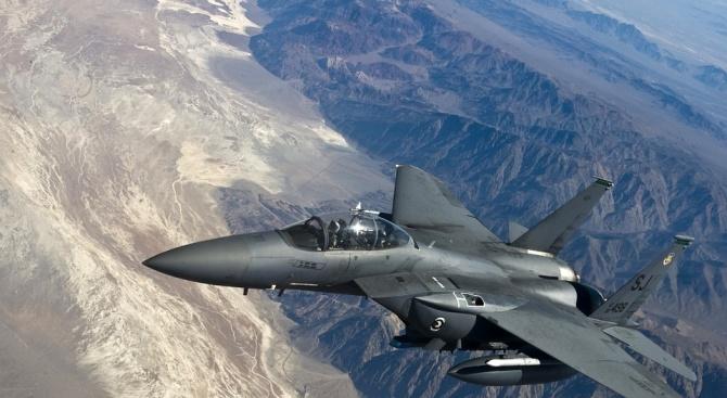 Холандия възнамерява да купи още 15 нови изтребителя Ф-15 от