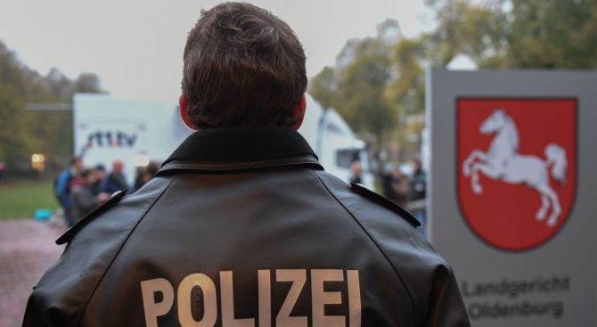 Германската полиция задържа мъжа, заподозрян за нападенията с нож срещу