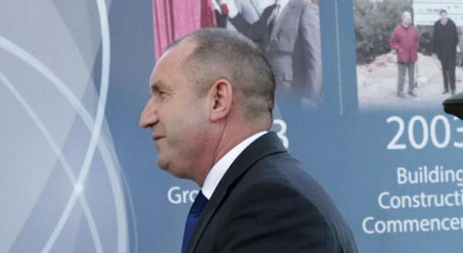 Президентът Румен Радев, който е на официално посещение в Йордания