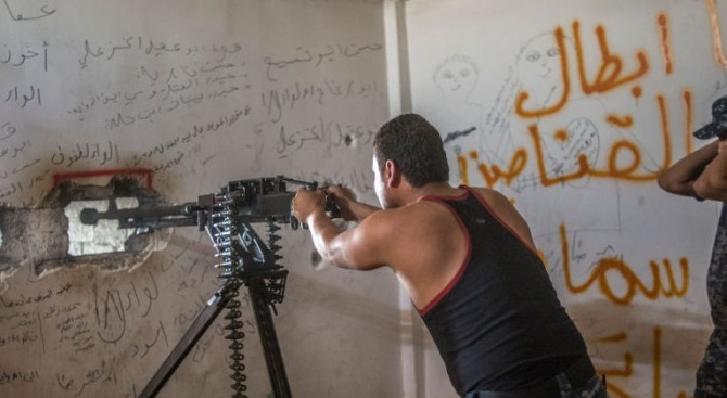 Американски военен представител заяви, че борбата срещу терористичната организация Ислямска
