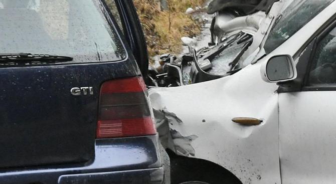 31 души са ранени при катастрофи през изминалото денонощие, съобщиха