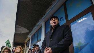 ДПС даде курбан в Хитрино в памет на жертвите на взрива