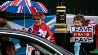 Огън по Тереза Мей заради напрежението с Брекзит (видео)
