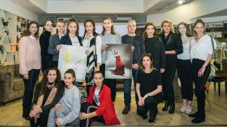 Златните момичета на България в новия благотворителен календар на Fibank за 2019