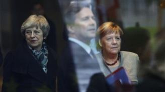 Меркел: Няма възможности за промяна на споразумениетоза Брекзит