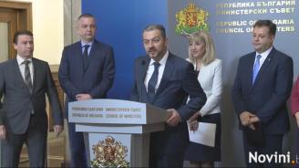 """Кметове благодарни на Борисов за парите, които отпусна за АМ """"Хемус"""" (видео)"""