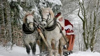 """Стотици писма засипаха пощата с адрес """"Лапландия, до Дядо Коледа"""""""
