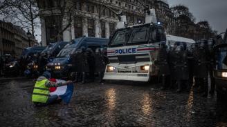 Осма жертва на протестите във Франция