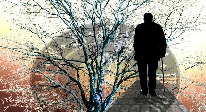 Протеинът, свързан с болестта на Алцхаймер, може да се предава
