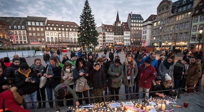 5 станаха жертвите на атаката на коледния базар в Страсбург
