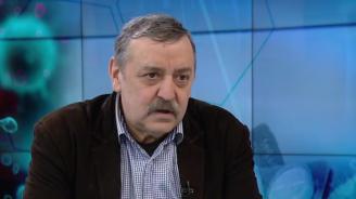 Проф. Кантарджиев: Българинът узря и започна да се ваксинира