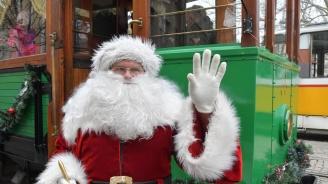 Празничен ретро трамвай ще се движи из столицата от днес до 23 декември