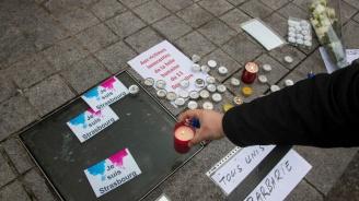 ЕК почете паметта на журналистите,загинали в атентата вСтрасбург