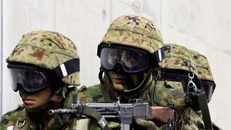 Япония увеличава военнияси бюджет, за да противодействана Китай и Русия в Далечния изток