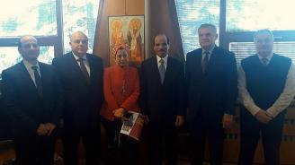 АБВ организира среща с арабски дипломати