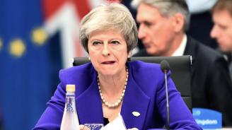 Тереза Мей засилва подготовката за Брекзит без сделка