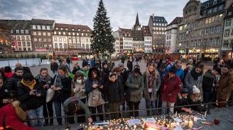 Близо 700 души са получили психологическа помощ след атентата в Страсбург