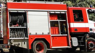 Запалиха автомобил във Видин