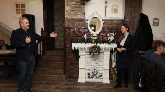 Ева Майдел и народният представител Пламен Нунев посетиха гр. Бяла