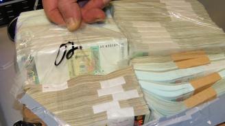 Разбиха банда за данъчни престъпления в особено големи размери (видео+снимки)