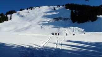 Опасност от лавини в планините у нас