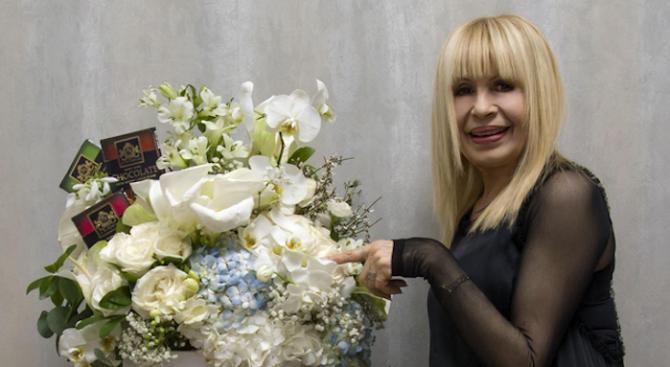 Лили Иванова не пести пари, когато стане дума за мода.