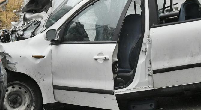 Петима души са загинали, а 18 са ранени при катастрофи