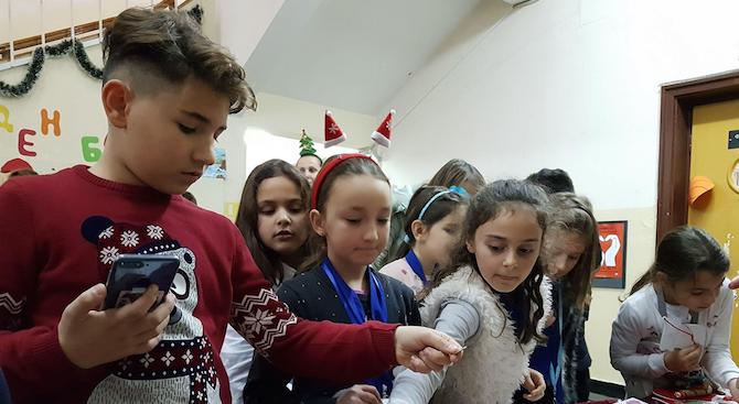 Варненско училище събира средства за болно дете. От 17 до